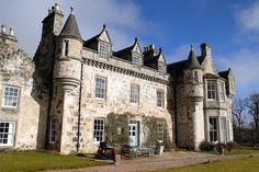 Wardhill Castle, Scotland