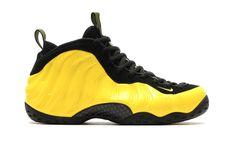7a3dbfe80fd Release Reminder  Nike Air Foamposite One Wu-Tang (Optic Yellow) Wu Tang