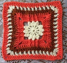 Ravelry: LauraJMars' Additional Spiced Tea Swap Squares - Clusteray