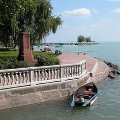 Lake Balaton A must see! Places Around The World, Around The Worlds, Heart Of Europe, French Architecture, Budapest Hungary, Dream Vacations, Places To Go, Beautiful Places, Holiday 2014