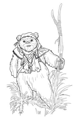 star wars coloring pages Google Search M larbilder
