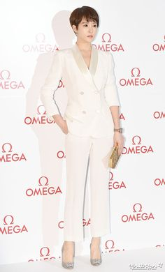 kim sun ah august 2017 in style | Stars And Athletes Attend Pyeongchang Olympics D-100 Gala Dinner ...