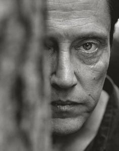 Chrisopher Walken photographed by Marc Hom.