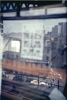 by Saul Leiter.