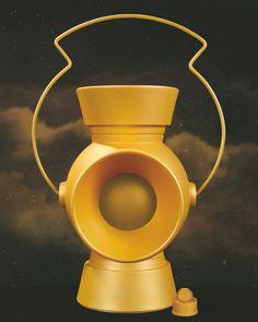 Green Lantern: Yellow Lantern Power Battery