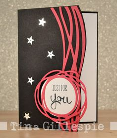 Work Of Art, Swirly Scribbles Thinlits, Stampin' Up!, Tina Gillespie