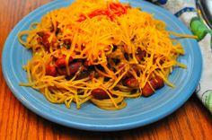 Pressure Cooker Cincinnati Chili - Dad Cooks Dinner