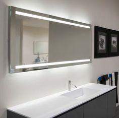ikea hack ikea spiegel mit eigener led stripe installation ab sofort ist es nicht mehr dunkel. Black Bedroom Furniture Sets. Home Design Ideas