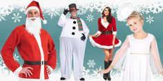 Top 5 Best Costumes For Christmas 2018 #Christmas #Costumes #Ireland