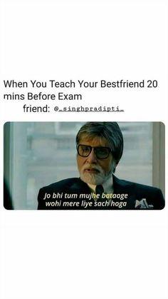 Most Hilarious Memes, Funny School Jokes, Crazy Funny Memes, Really Funny Memes, Funny Laugh, School Memes, Funny Relatable Memes, Funny Jokes, Exams Funny