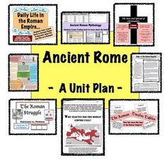 Books About The Roman Empire For Kids Ancient Rome Roman Empire - 8 fun activities for kids in rome