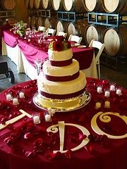 A Table Fit for a Cake (or Two) Wedding Cake Table Decorations, Cool Wedding Cakes, Cute Wedding Ideas, Wedding Table, Wedding Reception, Wedding Inspiration, Reception Ideas, Wedding Bells, Wedding Flowers