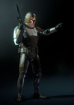 Clone Wars Discover Clone SpecOps Trooper Geonosis at Star Wars: Battlefront II Nexus - Mods and community Star Wars Clones, Rpg Star Wars, Star Wars Ships, Star Wars Clone Wars, Star Trek, Images Star Wars, Star Wars Characters Pictures, Star Citizen, Stormtrooper