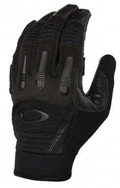 cbdfd234f55 Oakley Flexion Gloves - Black (94241) Pair
