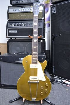 Gibson Les Paul Gold Top (1952)