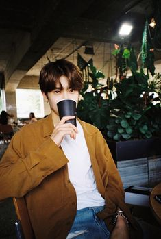 "190927 ""I'll introduce my new treasured item Jaehyun Nct, Johnny Seo, Best Tweets, Jung Yoon, Valentines For Boys, Jung Jaehyun, Entertainment, New Love, Album"