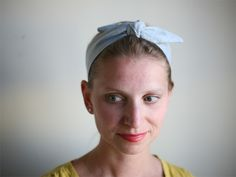 DIY: 50s Style Bowtie Headband | Momtastic