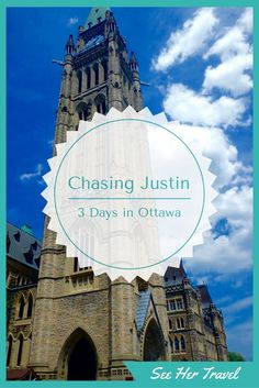 An unforgettable 3 days in Ottawa during which See Her Travel explored the government, the law, and the monarchy. And hoped to see Justin Trudeau.