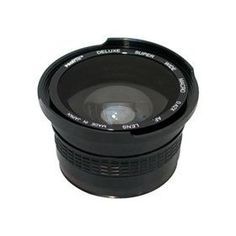 0.42X FISHEYE LENS W/ MACRO FOR CANON EOS DIGITAL REBEL [Camera]$19.69
