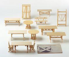 Enzo Mari, autoprogettazione, 1974 (poor technology; education to improve customer's concept of design)