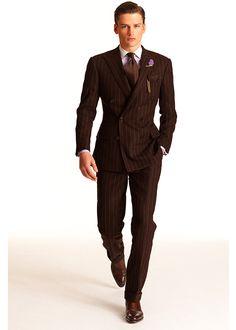 Slim Fit Brown Men Suit #brownsuit | Mens Suits | Pinterest ...