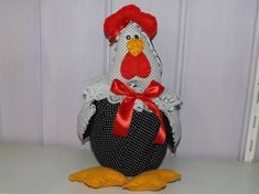 Resultado de imagem para Mulher.com 03/03/2014 - Porta peso de galinha