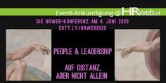 4juni2020 | People & Leadership 2020: HRweb-Konferenz