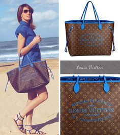 I Believe You Will Love #Louis #Vuitton #Outlet, LV Neverfull Is The Best Choice To Send Your Friend As A Gift, Limited Supply. Shop Now!