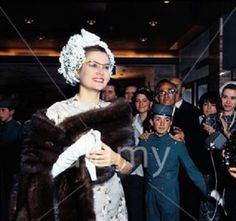 Princess Grace in june, 1970.