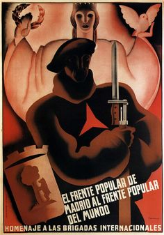 arrilla, Popular Front of Madrid, 1937 | Flickr - Photo Sharing!