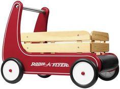Radio Flyer Classic Walker Wagon - Free Shipping