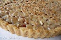 Almond Toffee Tart Holiday Desserts, Easy Desserts, Holiday Recipes, Delicious Desserts, Dessert Recipes, Holiday Ideas, Yummy Treats, Sweet Treats, Almond Toffee