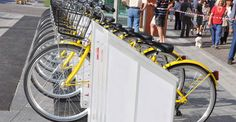 Il bike sharing è arrivato a Monza!