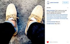 Fish n Chips. Spam 2 Weft Natural. Repost. Mens Shoes. Mens sneakers. Mens summer shoes. mens plimsolls. @geeks.havestyle