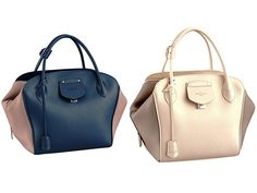 Louis Vuitton Large Bicolor and White Tote Bag Cruise 2014