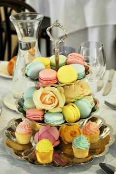 High Tea in Paris - Home