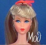 Vintage Barbies made from 1967 to 1973 are considered to be Mod Barbies. For more detail on each doll from this era see Mod Barbie Dolls.