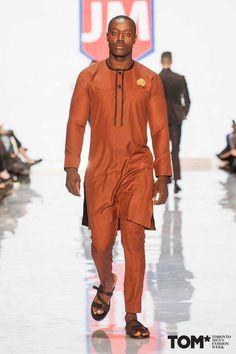 Male Fashion Trends: JMTRENDS Spring-Summer 2018 - Toronto Fashion Week
