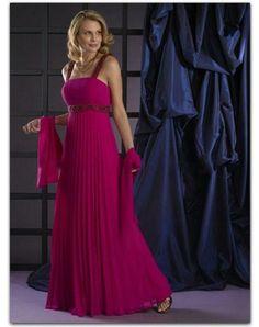 A-line Straps Beading Sleeveless Floor-length Chiffon Mother of the Bride Dresses (SZ0251923 )