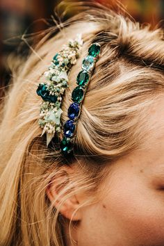 Hairstyle inspiration with our Emma barrette Bride Hairstyles Barrette Emma hairstyle inspiration Bride Hairstyles, Headband Hairstyles, Pretty Hairstyles, Good Hair Day, Great Hair, Hair Barrettes, Hair Jewelry, Bridal Jewelry, Hair And Nails