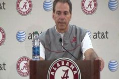 Nick Saban says he hopes to be at the NFL draft with five former Alabama players