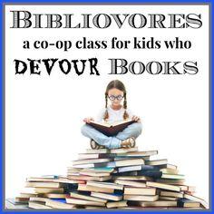 Bibliovores Book Discussion Class (Homeschool Cooperative)