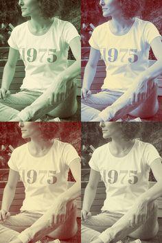 Azucarillos de Colores: Yo nací en el 75 (eso dice mi camiseta)