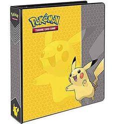 Pokemon Pikachu Ultra Pro Trading Card TCG 9 Pocket 2 Inch Binder