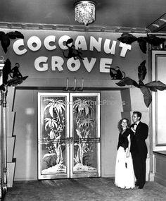 Cocoanut Grove 1955