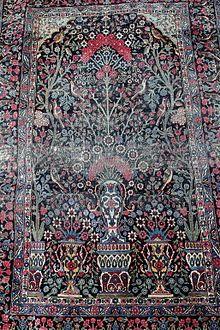 Prayer rug - Wikipedia