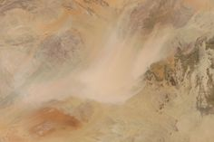 Vast Dust Storms in the Sahara : Image of the Day : NASA Earth Observatory