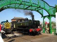 Epping Ongar Railway – The Return of Steam Trains