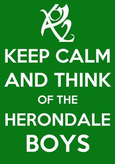 The Mortal Instruments; The Infernal Devices: Keep Calm #Will #Jace #Herondale