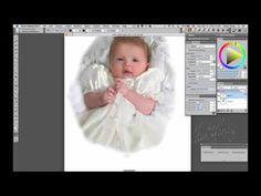Beginner Photo Art #5 - Finishing Touches - YouTube